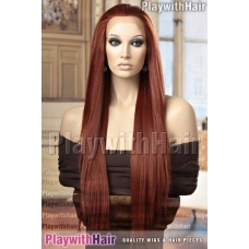 Sepia - Hawaii Lace Front Synthetic Wig