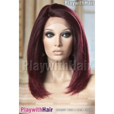 Sepia - Mercy Heat Friendly Synthetic Wig