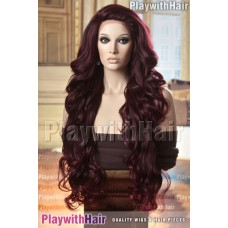 Sepia - Primrose Heat Friendly Synthetic Wig