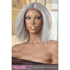 Sepia - Randy Heat Friendly Synthetic Wig