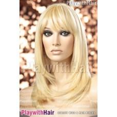 Sepia - Lollipop Heat Friendly Synthetic Wig