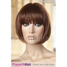 Sepia - Petit Heat Friendly Synthetic Wig