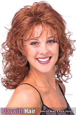 Sepia - Anastasia Synthetic Wig
