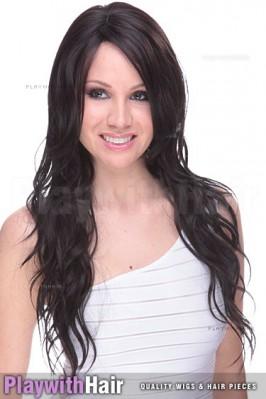Sepia - Cala Heat Friendly Synthetic Wig