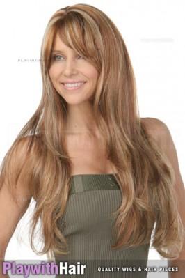 Sepia - Carmen Costume Wig