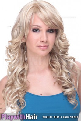 Sepia - Carrie Synthetic Wig