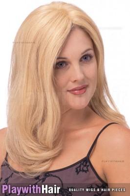 Sepia - Ivory Human Hair Wig