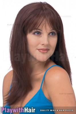 Sepia - Megan Human Hair Wig