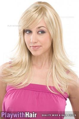 Sepia - Hannah Synthetic Wig
