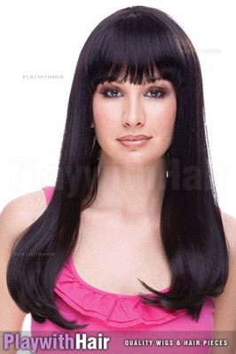 Sepia - Kelly Costume Wig