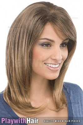 Sepia - Perfect Synthetic Wig