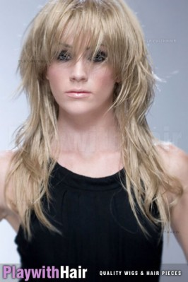 Forever Young - Bedhead Synthetic Wig