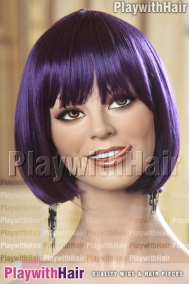 Forever Young - Glitz Costume Wig