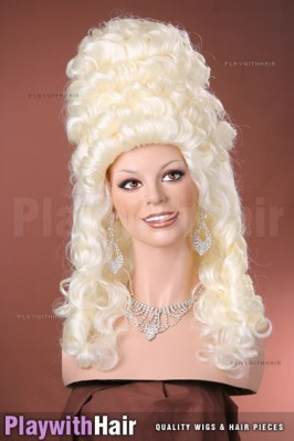New Look - ColonialBH Costume Wig
