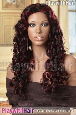 New Look - Naomi Synthetic Wig