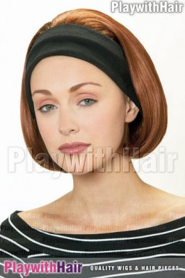 Henry Margu - Classic Band Synthetic Wig