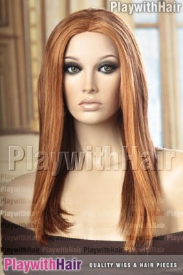 Henry Margu - Sophisticate Human Hair Blend Wig