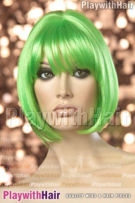 Forever Young - Incognito Costume Wig