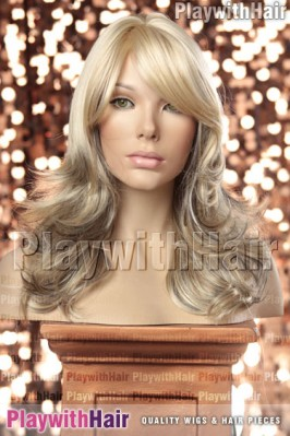 Henry Margu - Tempest Costume Wig