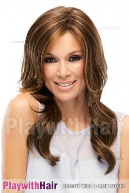 Jon Renau - Amber Large Cap Synthetic Wig