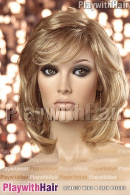 Jon Renau - Carla Large Cap Synthetic Wig