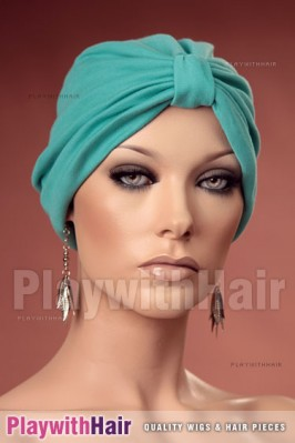 Jon Renau - Poly Cotton Turban