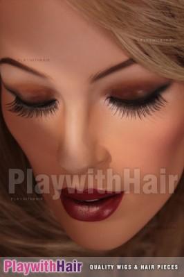 100% Human Hair Eyelashes