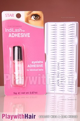 Sepia - Star Indilash Plus Eyelashes Care Product
