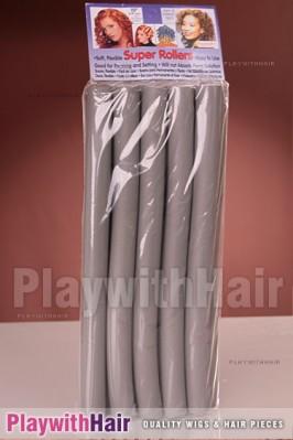 Sepia - 10 x Super Rollers 10 inch, 3/4 inch diam