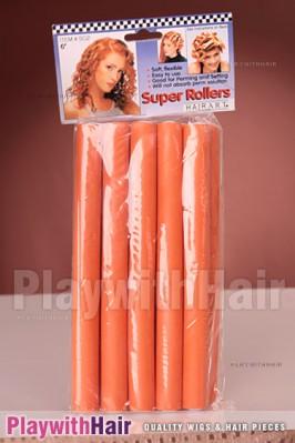 Sepia - 10 x Super Rollers 6 inch