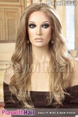 Forever Young - The Blair Wave Synthetic Wig