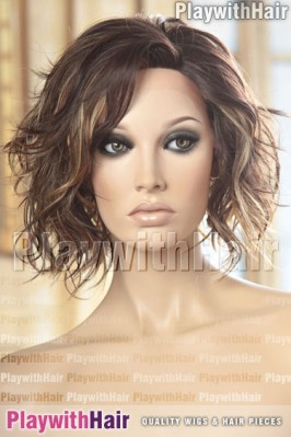 Forever Young - Daisy Short Side Braid Synthetic Wig