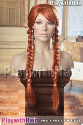 Sepia - Ahnna Costume Wig