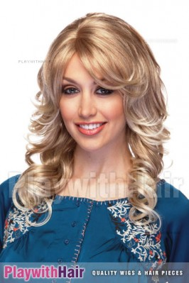Sepia - Bliss Synthetic Wig