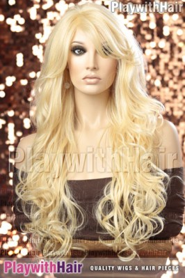 Sepia - Boston Heat Friendly Synthetic Wig