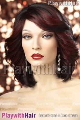 Sepia - Brandy Synthetic Wig