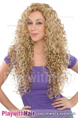 Sepia - Brook Synthetic Wig