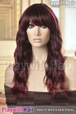 Sepia - Brooklyn Heat Friendly Synthetic Wig
