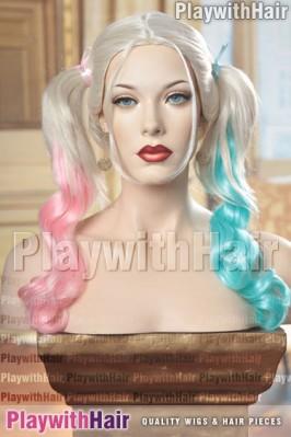 Sepia - Carley Costume Wig