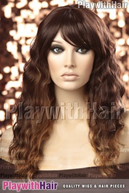 Sepia - Chrisette Synthetic Wig