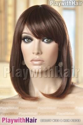 Sepia - Dara Heat Friendly Synthetic Wig