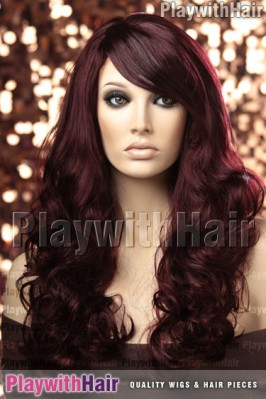 Sepia - Dolce Synthetic Wig