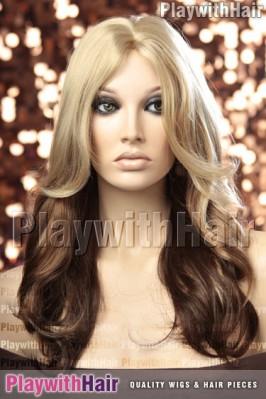 Sepia - Ella Synthetic Wig