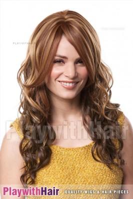 Sepia - Gabby Heat Friendly Synthetic Wig
