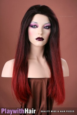Sepia - Ashley Human Hair Wig