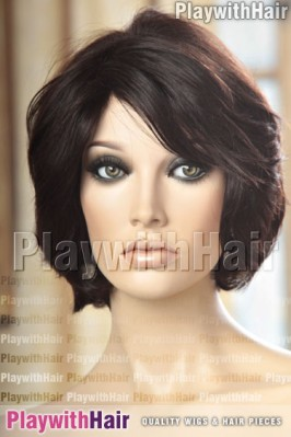 Sepia - Bailey Remy Human Hair Wig