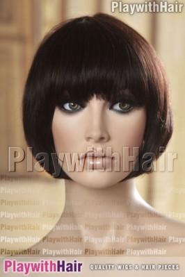 Sepia - Eldora Remy Human Hair Wig