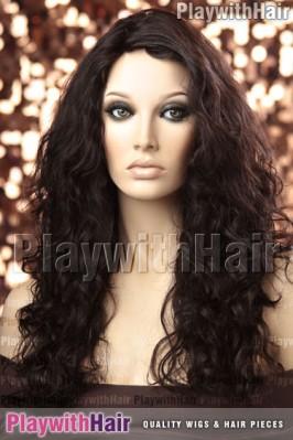 Sepia - Laguna Remy Human Hair Wig