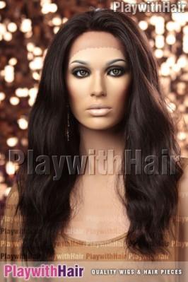 Sepia - Ariana Remy Human Hair Wig