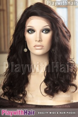 Sepia - Becca Remy Human Hair Wig